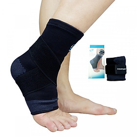 Bó cổ chân có đai dán chéo United Medicare (D11)