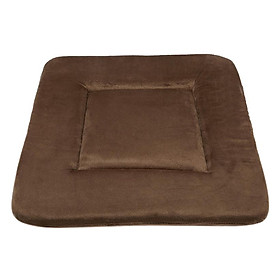 Nệm Ngồi Soft Decor Coffee Velvet Seat Pad