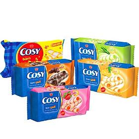 Bánh quế Cosy cam 135g - 33091