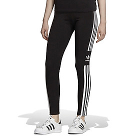 Adidas ADIDAS Clover Women's Classic Series TREFOIL TIGHT Sports trousers DV2636 L code