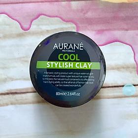 Sáp tạo kiểu tóc nam cứng mờ Aurane Cool Stylish Clay 80ml-2
