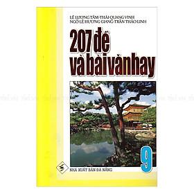 207 Đề Và Bài Văn Hay Lớp 9
