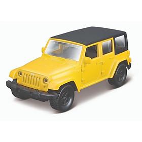 Mô hình xe hơi trớn 2015 Jeep Wrangler Unlimited MAISTO 19038/MT21001