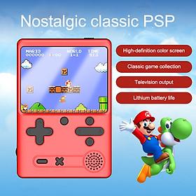 Máy chơi game cầm tay mini M6 với 500 game cononsole kết nối TV, game điện tử 4 nút mini sup500 ( Bản 1 người chơi )