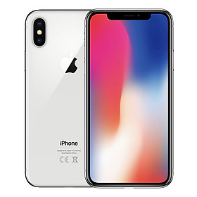 Điện Thoại iPhone X 64GB - Hàng Nhập Khẩu -