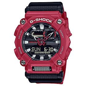 Đồng hồ nam dây nhựa Casio G-Shock chính hãng GA-900-4ADR