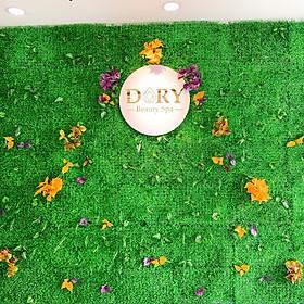 Combo lấy nhân mụn phương pháp độc quyền không đau tại Dory Beauty Spa