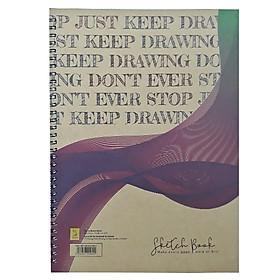 Tập Vẽ Sketch Book 21 x 29.7 - Mẫu 1