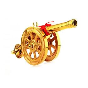 Mô hình đại pháo súng thần công bằng đồng thau