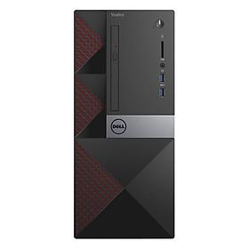 PC Dell Vostro 3668MT PWVK44W Core i5-7400/Win 10 - Hàng Chính Hãng - Black