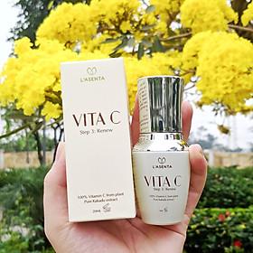 Serum Giảm Thâm Dưỡng Trắng Ngừa Lão Hóa L'Asenta Vita C (20ml)