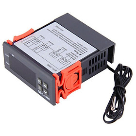 Bộ Điều Khiển Nhiệt Độ Điện Tử Kỹ Thuật Số Trong Canh Tác Nhà Kính STC-1000 Điện Thế (12V)