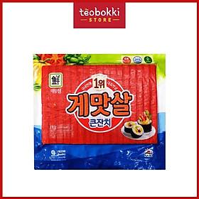Thanh cua Hàn Quốc cuộn kimbap Sajo