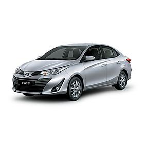 Xe Ô Tô Toyota VIOS 1.5E (CVT)