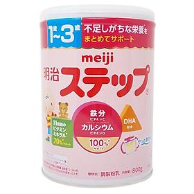 Sữa Bột Meiji Nội Địa Step Milk Số 9 (800g)