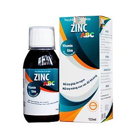 Bổ sung Kẽm, Vitamin B và Thymomodulin - ABC ZinC