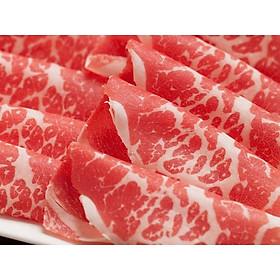 Gù Bò Úc Thái Mỏng - Lẩu (500gr)