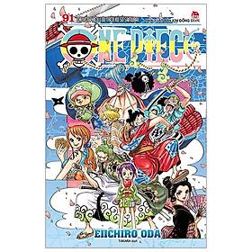 One Piece - Tập 91 (Bản Bìa Rời)
