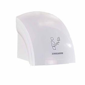 Máy sấy tay tự động cảm biến hồng ngoại sóng điện từ làm ấm không khí PD