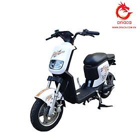Xe đạp điện DRACA S20 - Trắng