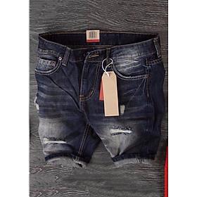 Quần short jean nam - KHANG512
