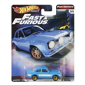 Siêu xe Hot Wheels Fast & Furious FORD ESCORT RS 1600 GBW80/GBW75
