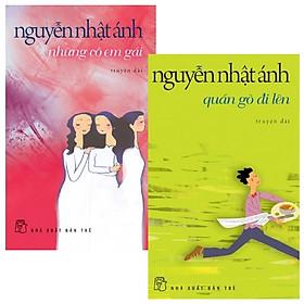 Combo Quán Gò Đi Lên + Những Cô Em Gái (Bộ 2 Cuốn)