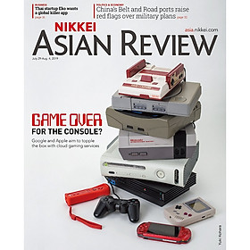 [Download sách] Nikkei Asian Review: Game Over For The Console? - 30.19