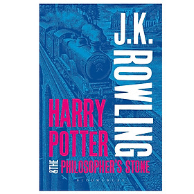 Harry Potter Part 1: Harry Potter And The Philosopher's Stone (Paperback) (Harry Potter và hòn đá phù thủy) (English Book)