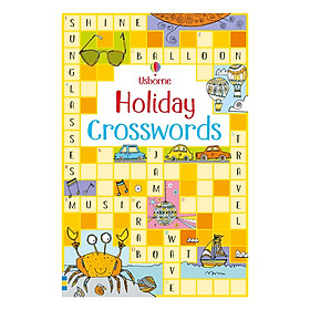 Usborne Holiday Crosswords