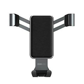 Giá đỡ điện thoại trên ô tô Xiaomi Youpin Coowoo, giá đỡ cảm biến trọng lực T200, giá đỡ ô tô vận hành bằng một tay, tương thích với điện thoại 4,5-6,2 inch