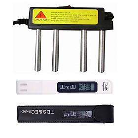 Combo máy điện phân và bút thử nước EC