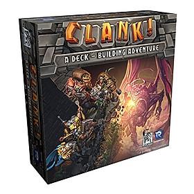 Đồ Chơi Board Game  Clank! Chiến Thuật Tiếng Anh Hấp Dẫn