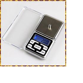 Cân tiểu ly điện tử MH 500g và 200g màn hình LCD độ chính xác cao ( Tặng móc treo đồ gián tường nhà bếp ) ( 500g và 200g )