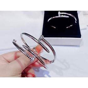 Lắc tay đinh bạc xi bạch kim (MSP: 170300)