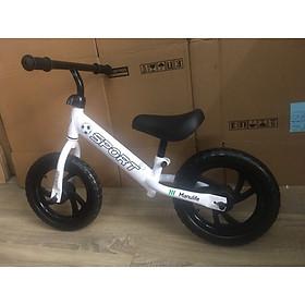 Xe đạp thăng bằng sport màu đỏ