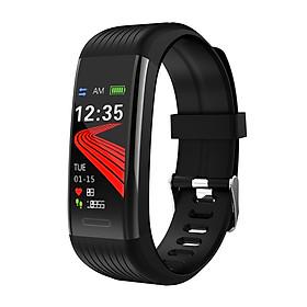 r1 Smart Sport Bracelet Watch Fitness Tracker Timer Intelligent Exercise Bracelet Color Screen Heart Rate Measurement