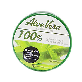 Gel Dưỡng Da Lô Hội Aloe Vera Soothing Gel (300g)