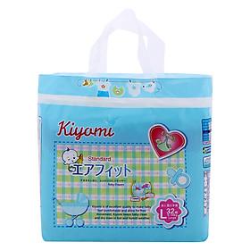 Tã Dán Nhật Bản Kiyomi L32 (32 Miếng)-0