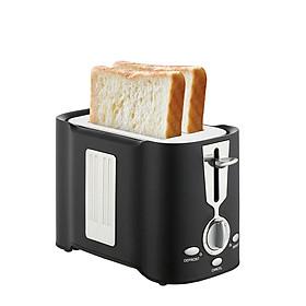 Máy nướng bánh mì 2 ngăn đa chức năng bằng thép không rỉ