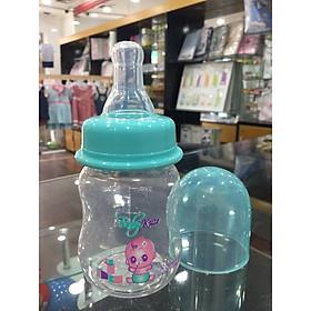Bình cho bé tập uống Baby Kute 60 ML nhập khẩu từ Thái Lan