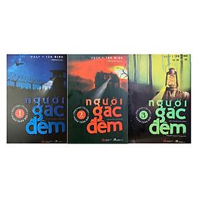 Combo Người Gác Đêm - Bộ 3 cuốn - Tác giả: Pháp Y Tần Minh