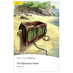 Level 2: The Mysterious Island Book and MP3 Pack (Pearson English Graded Readers)