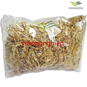 Dớn Chi Lê, giá thể trồng lan, đã qua xử lý, giữ ẩm tốt cho Hoa Lan.
