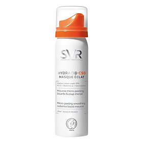 Mặt Nạ Ngủ  SVR Hydracid C50 Masque Éclat (50ml)