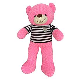 Gấu Bông Teddy Khổ Vải Ichigo Shop (1m) - Hồng