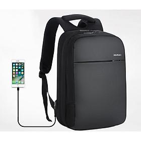 Ba lô nam thời trang cao cấp chứa laptop 15,6 inh phong cách châu âu
