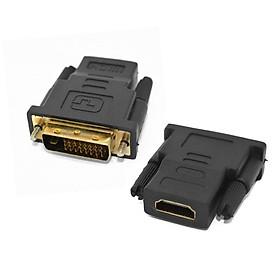 Hình đại diện sản phẩm Đầu chuyển DVI (24+5) sang HDMI