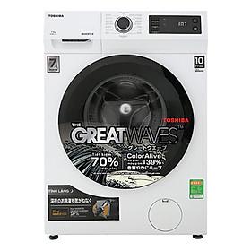Máy Giặt Toshiba Inverter 7.5kg TW-BK85S2V(WK) - Chỉ Giao Hà Nội