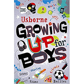 Usborne Growing up for Boys